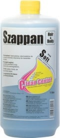 Clean Center Soft Hair & Body folyékony szappan 1 liter